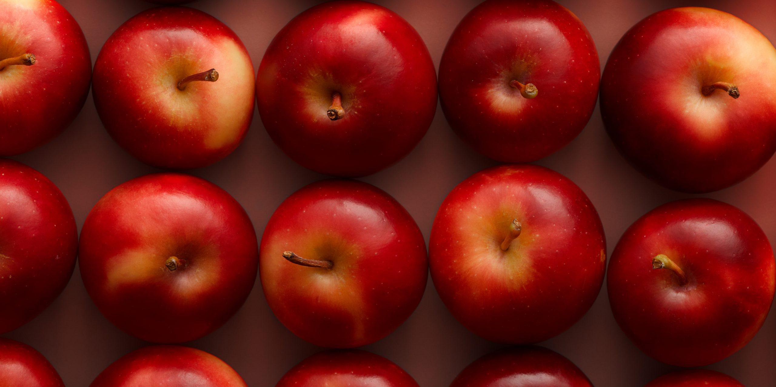 snack apple | miniature apple | attitude